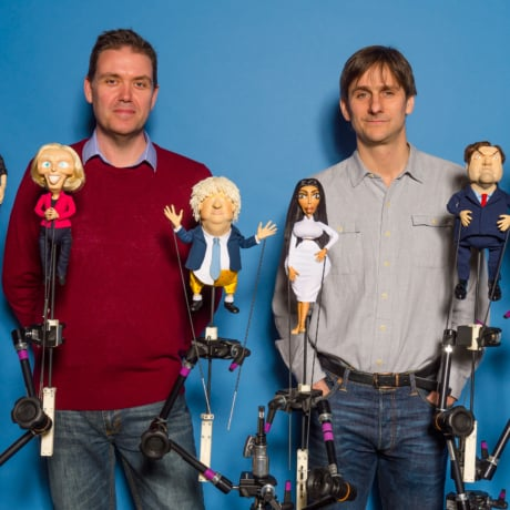 Factory pulls the strings on new puppet animation show Newzoids for ITV