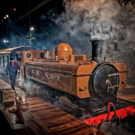 The Railway Children steams into town