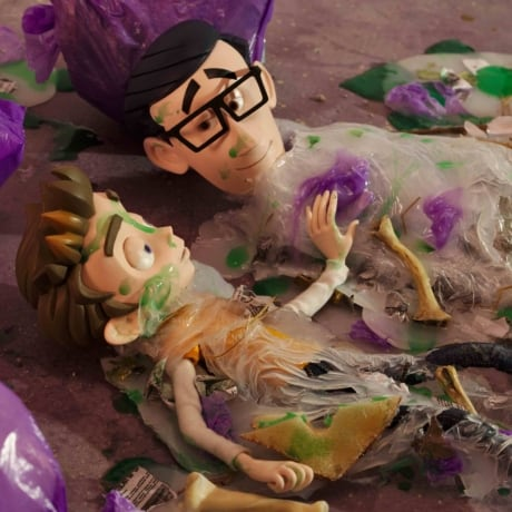 Scream Street asks, what are the grossest things that PARENTS do?