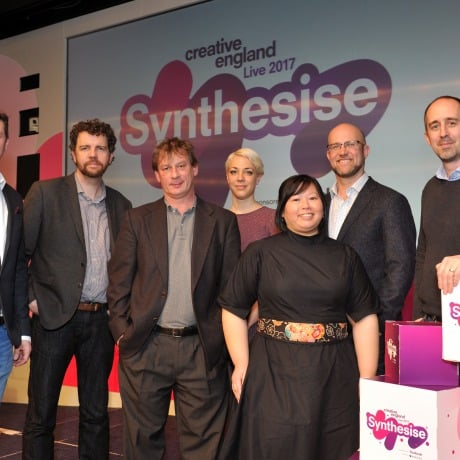 Creative England – CELive: Synthesise