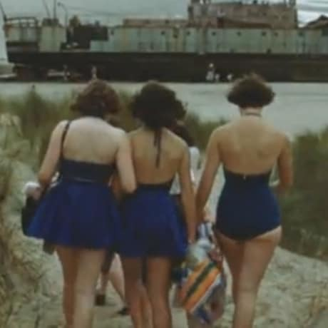 Sundae's Summer Holiday – Britain on Film Coast and Sea